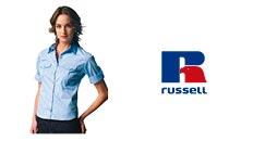 CAMICIA DONNA RUSSEL TWILL RJ918F